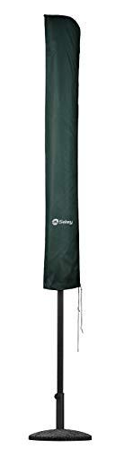 Sekey® Schutzhülle für Ø 300 cm Sonnenschirm, Abdeckhauben für Sonnenschirm,100% Polyester,Grün