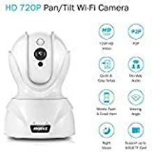 Annke HD Smart Wireless Camera Pan Tilt Camera Plug and Play P2P Remote Access Two Way Audio