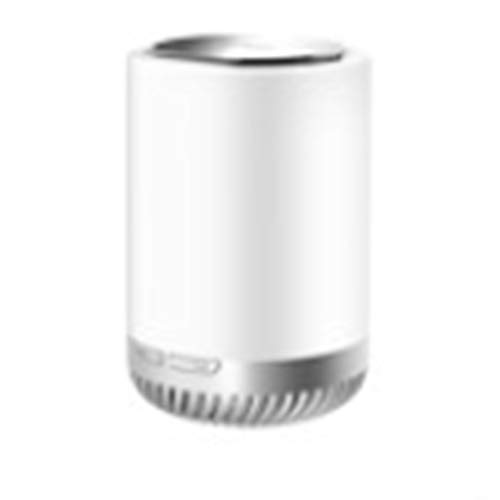 Générique Lampe De Chevet Multifonction À Del De Charge USB Chargeant La Télécommande avec Purification De L'air, en Pot, Silencieuse