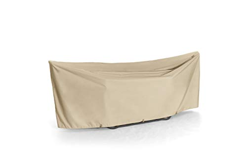 Covermates – Hammock Cover – 188W x 58D x 20H – Elite – 300D Stock-Dyed Polyester – Double...
