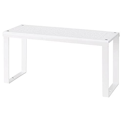 Ikea Variera Divisorio per Ripiano, Acciaio, Bianco, 32x13x16 cm