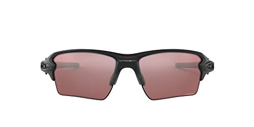 Oakley Flak 2.0 XL gafas de sol, Negro Opaco/Prizm Dark Golf, 59 Unisex Adulto