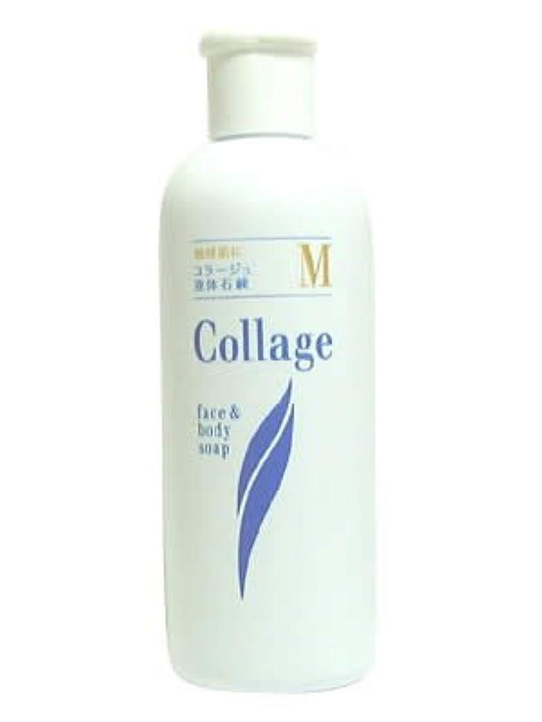 序文素晴らしきしたがってコラージュ M液体石鹸 200mL