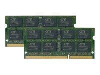 Mushkin PC3-10600 Arbeitsspeicher 8GB (1333 MHz, 204-polig) DDR3-RAM Kit