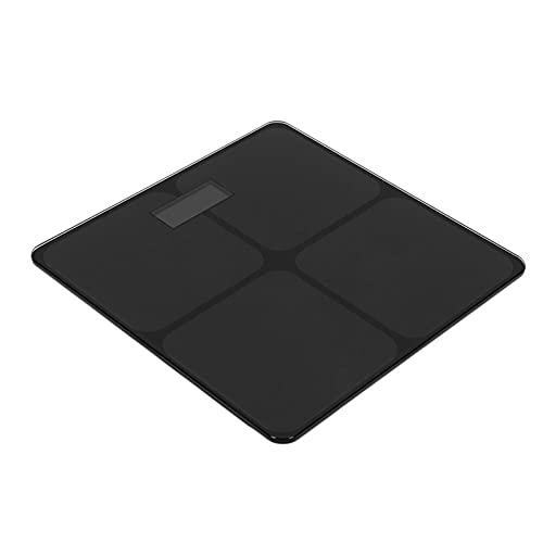 JSJJAUJ Corporal Báscula Black Electronic High-Precision Smart Weight Scale Home Healthectronic Scale Peso de Peso Adulto (Color : Electronic Scale)