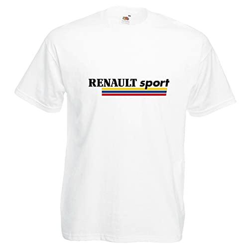 Renault Sport T-Shirt Various Sizes & Colours Megane Clio RS