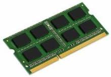 Kingston KCP316SS8/4 DDR3-4 GB - SO-DIMM 204-pin - 1600 MHz / PC3-12800 - CL11-1.5 V - unbuffered - Non-ECC