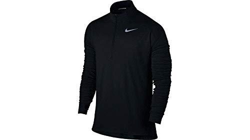 Nike M Nk Dry Elmnt Top Hz Camiseta, Hombre, Negro, M