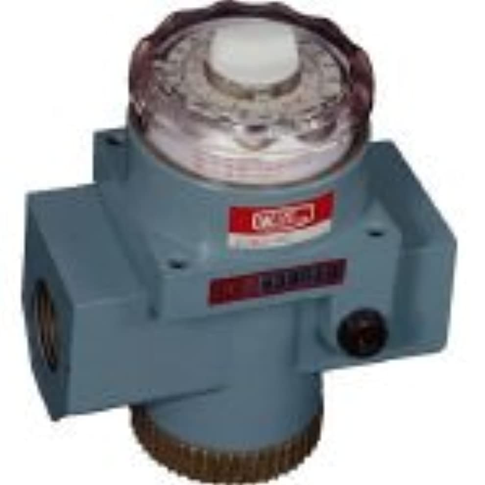 不快な耐えられない通訳CKD リモコンダイアルレギュレータ 2303-6C-R (580-5961) エアユニット