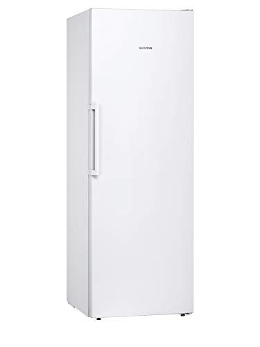 Siemens GS33NVWEP iQ300 Freistehender Gefrierschrank / E / 229 kWh/Jahr / 225 l / noFrost / bigBox / freshSense - Temperaturregelung