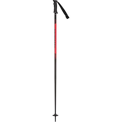 Rossignol Skistöcke, rot/schwarz, 125