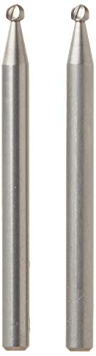 Dremel 107 EngraDremel 107 Rotary Tool Accessory Engraving Bit- Perfect for Wood, Plastic, Linoleum, and Soft Metalsving Cutter, 1/8