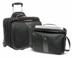 Wenger/SwissGear 600662 Patriot Roller 2 Piece Travel Set