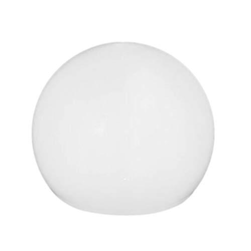 ibasenice Luce LED glowing a forma di sfera, cambia colore, per il giardino, il prato, il paesaggio, la terrazza, il vialetto, il vialetto, il vialetto, il vialetto, il vialetto