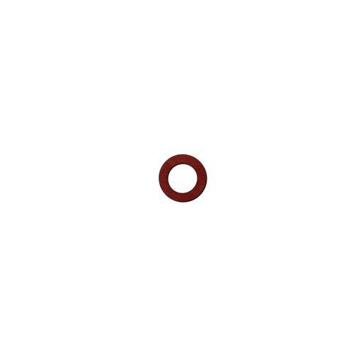 Dichtung 9 x 14 mm für Überwurfmutter 3/8 Zoll Fiber/Dichtungsring/Vulkanfiber-Ring/Dichtring/Faserdichtung /