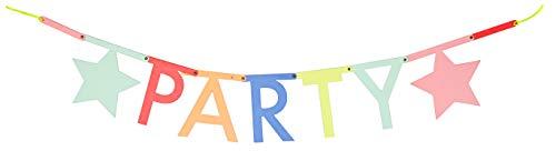Meri Meri Multicolor Letter Garland Kit