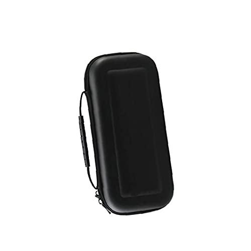 LAANCOO Bolsa de Transporte para Nintendo Switch 10 Juego de Cartuchos de Ranuras de Soporte Carry Viaje Funda Protectora para Nintendo conmutador de Consola y Accesorios Negro