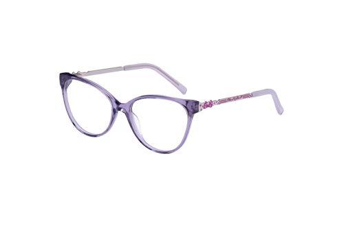 Armação Para Óculos Lilica Ripilica Em Plástico, Haste Em Metal