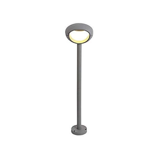 YASE-king Stand Up Lampe Heim, Neuheit-Fußboden-Licht-Bodenwasserdicht Garten-Licht-Rasen-Licht Garten Straßenlaterne Landschaft Säule Light Post Lichter / 75 * 18cm (Size : 75 * 18cm)