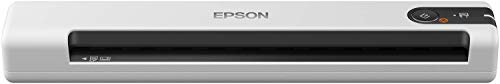 Epson Workforce DS-70 - Scanner (216 x 356 mm, 600 x 600 DPI, 48 Bit, 24 Bit, 16 Bit, 8 Bit) Weiß