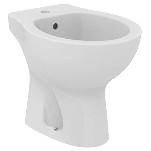 Ceramica Dolomite E886201 QUARZO Bidet a terra monoforo - Bianco
