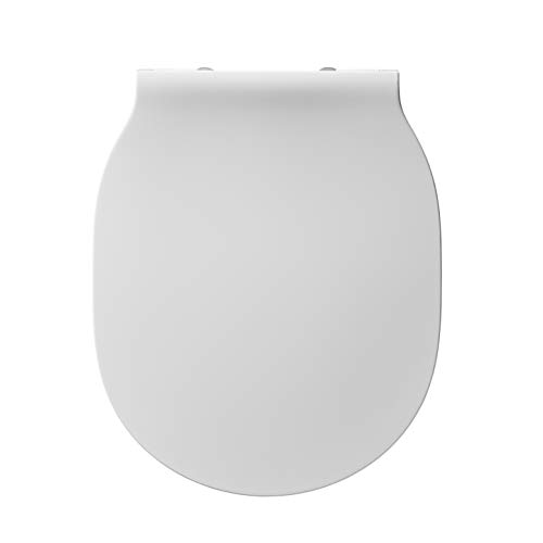 Ideal Standard E080901 Concept Air Toilettensitz, normale Toilette, Weiß