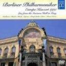 ベルリン・フィル ヨーロッパ・コンサート1991 [DVD]