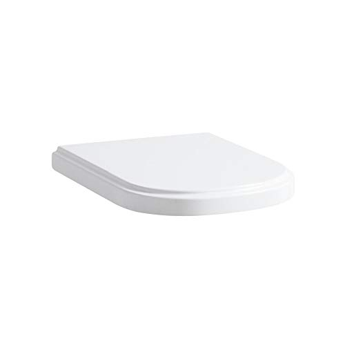 Laufen LB3 WC-Sitz Classic, mit Deckel, abnehmbar, mit Absenkautomatik, weiß