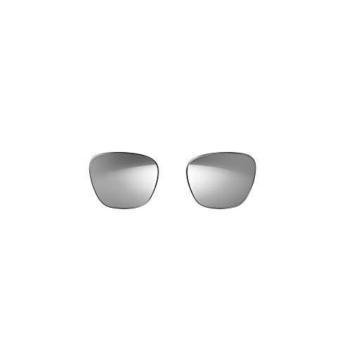 Bose Frames Brillengläser-Kollektion, Modell Alto M/L in Silber verspiegelt (polarisiert), austauschbare Ersatzgläser, 12.00 Stück