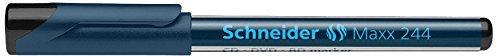 Schneider Schreibgeräte CD-, DVD-, BD-Marker Maxx 244, 0,7 mm, schwarz