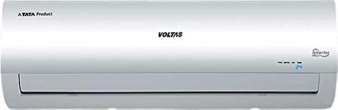 Voltas 1 Ton 3 Star Inverter Split AC (Copper, 123V CZT3 (R32), White)