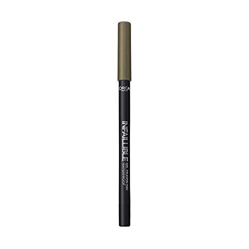 L'Oreal Paris Infalible Gel Crayon 24H Lapiz de Ojos Gel Wat