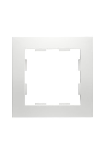 PEHA 00318911Badora combinazione di telaio 1moduli, Bianco Puro