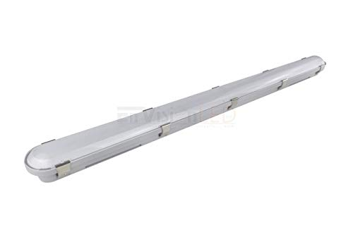 Envision LED-VPT-2FT-20W-TRI 2 FT Vapor Tight Fixture Tri Color 120/277V