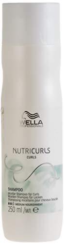 Wella Professionals Nutricurls Curls Shampoo, 250 ml