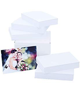 CORAL Glossy Photo 210 GSM Paper (4 X 6) - Pack of 100 Sheets