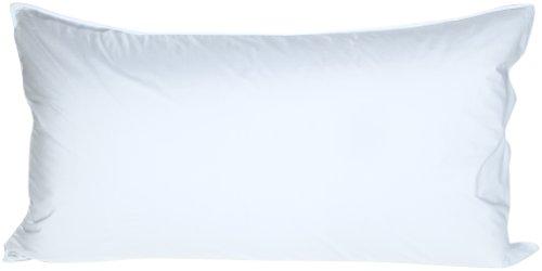 Cloud Nine Comforts Super Nova Hungarian White Goose Down Pillow, King