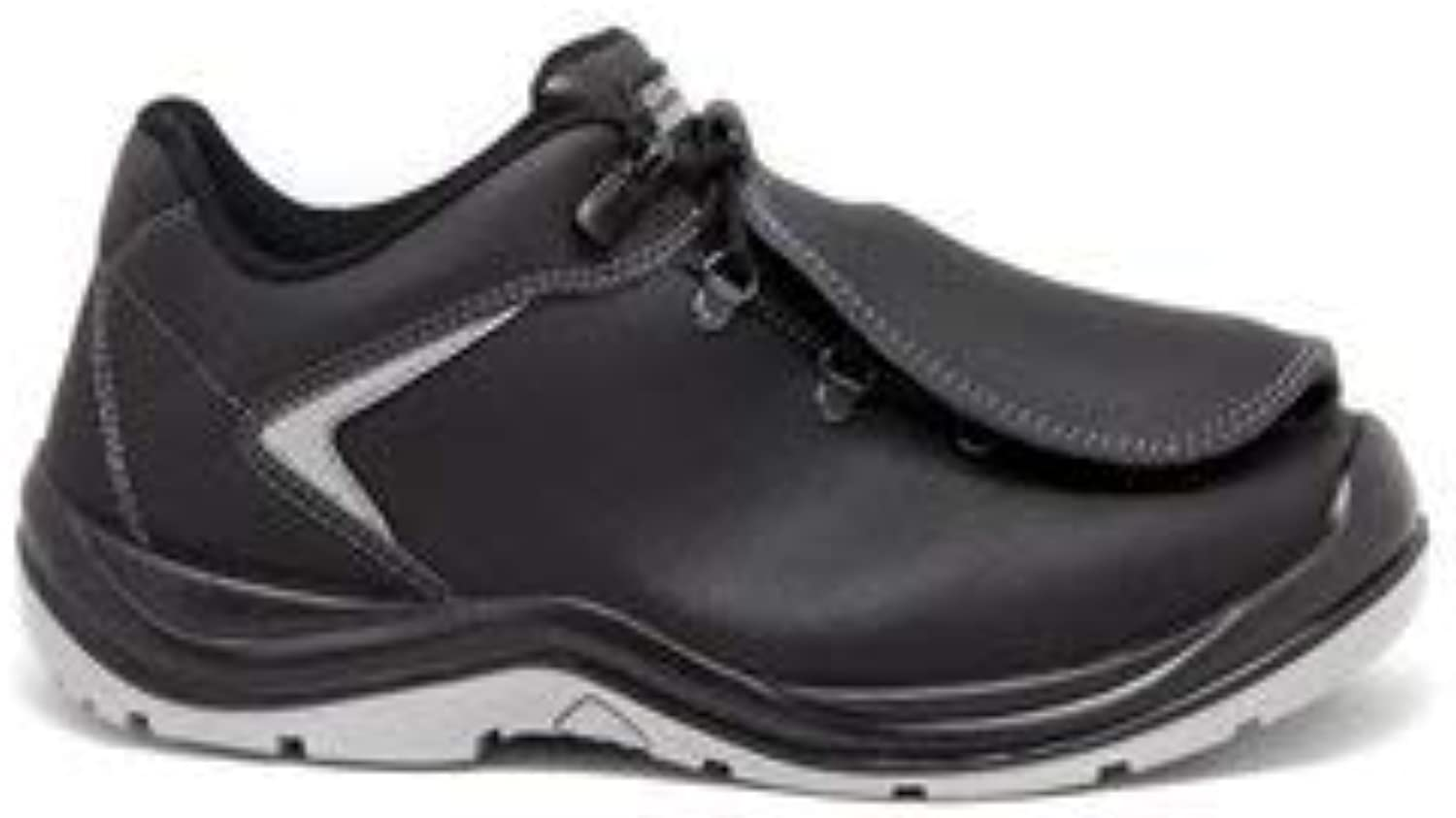 Giasco AC141DRM-42 Steel RM S3 Safety shoes with Composite Midsole, Black, Size 42