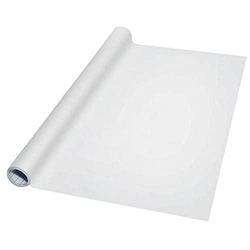 Pegatinas de Pizarra Reutilizable Roll Up Black Whiteboard Etiquetado Dibujo Tablero de Pintura Pizarron (Color : A, Size : 45cmx100cm)