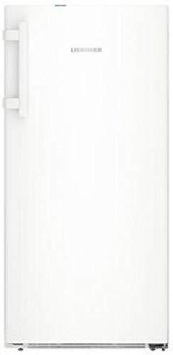 Liebherr GN 2835 Stand Gefrierschrank, 60cm breit, 162L, NoFrost, SmartDevice, TFT Display, weiß