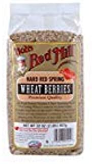 Bob's Red Mill Hard Red Spring Wheat Berries, 32-ounce
