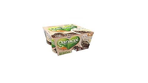 DANACOL CUCHARA AVENA CACAO PACK 4 X 120 GRS