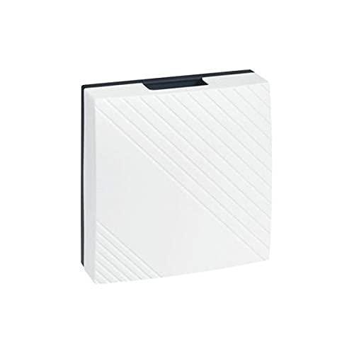 Legrand 041650 Carillon Électromécanique, 8V à 12V, Emballage Traditionnel, Blanc