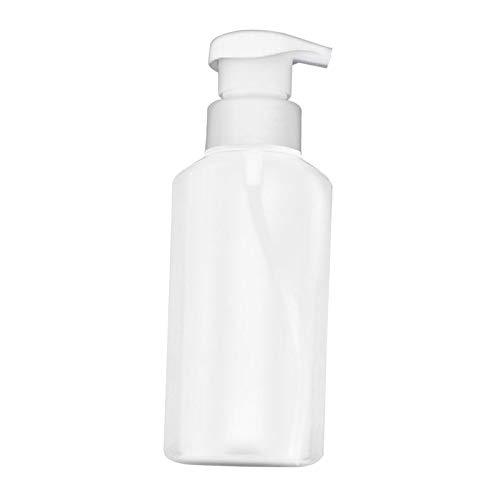 MagiDeal Dispensadores de jabón de Espuma de 150ml Botellas de Bomba envases de jabón de Manos líquido de Espuma vacíos Botellas de Prensa de plástico para