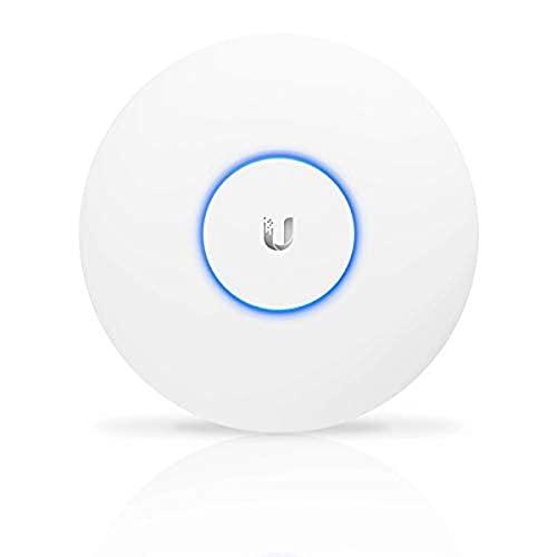 Ubiquiti Networks Unifi 802.11ac Dual-Radio PRO Access Point (UAP-AC-PRO-US), Single,White
