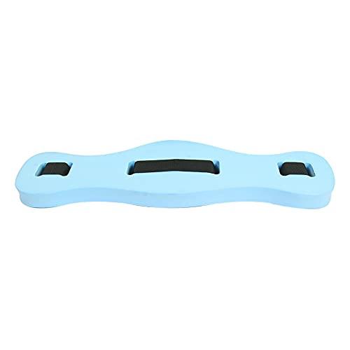 Gmkjh Tabla Flotante, Tabla de natación, EVA, natación, Principiante, patineta, Placa Flotante, Herramientas de Ayuda para el Entrenamiento de la Piscina, para niños y Adultos(Azul)