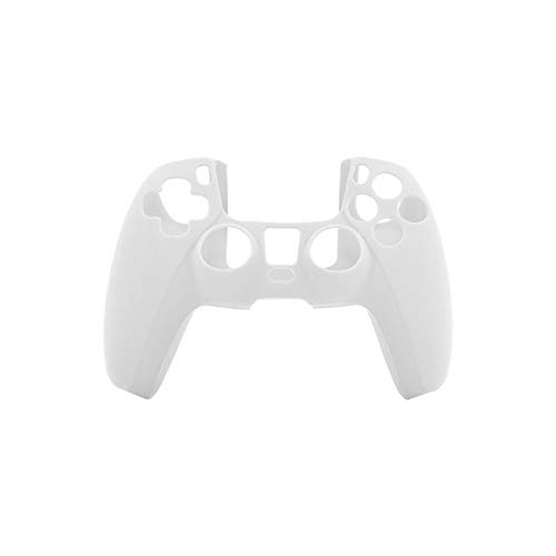 ciriQQ - Funda protectora de silicona para consola PlayStation 5, diseño de camuflaje