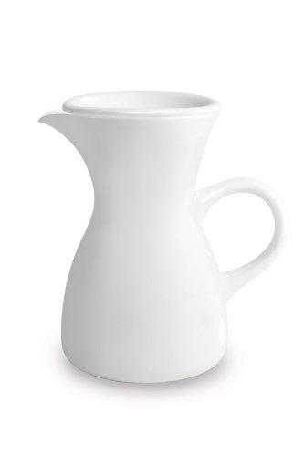 Kahla - Caraffa per caffè Sommelier, Colore: Bianco