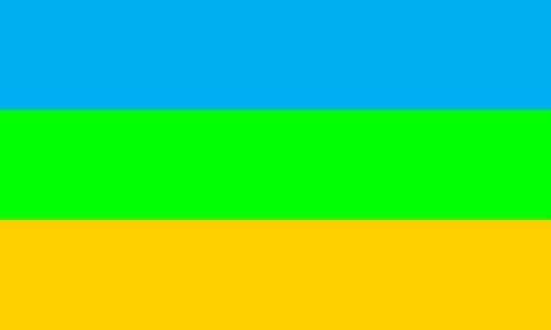 magFlags Drapeau Large Egholm | Vectorised Version of The Egholm | Vektorisierte Version der Flagge Von Egholm | Drapeau Paysage | 1.35m² | 90x150cm