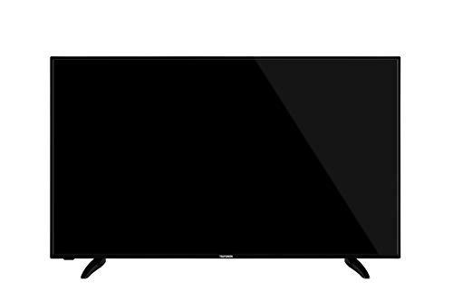 Telefunken 4K UHD LED TV Fernseher DVB-T2 Tripple Tuner Netflix WLAN Smart TV D55U551N4CWH